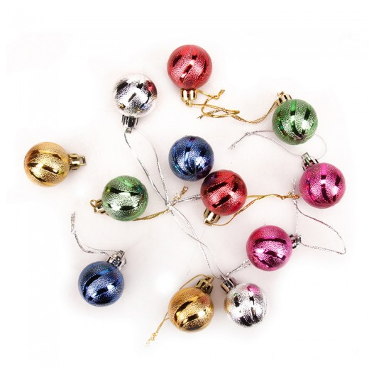 Christmas decorations-Balls