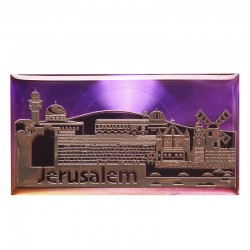 Magnet, in the pouring gold-Jerusalem