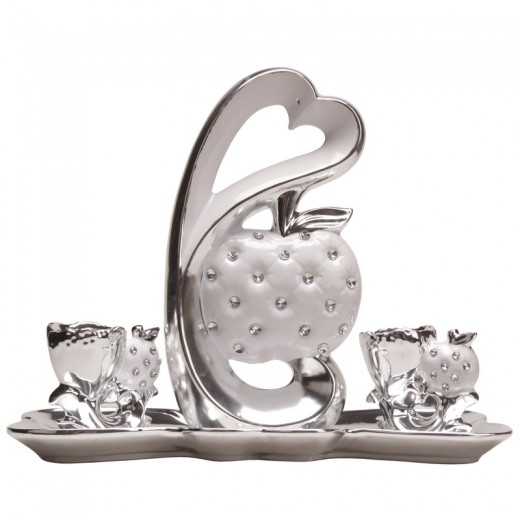 Decoration for candlestick table