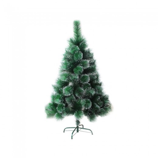 Christmas tree with snow 120 cm with