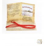 Inset and Red Thread - Jerusalem (3 pieces)