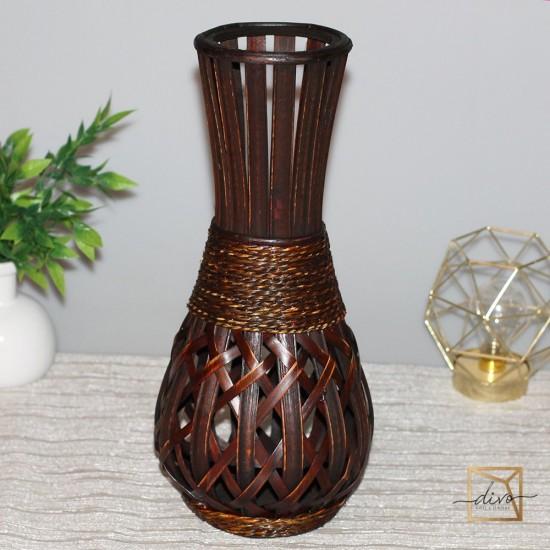 2127,Handmade wooden vases