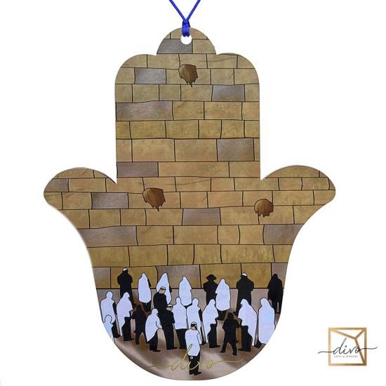 A souvenir of hamsa.The blessing of business 19-6-23 cm.
