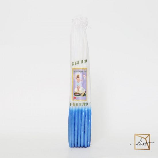 196can80-ml,33 Jerusalem handmade candles