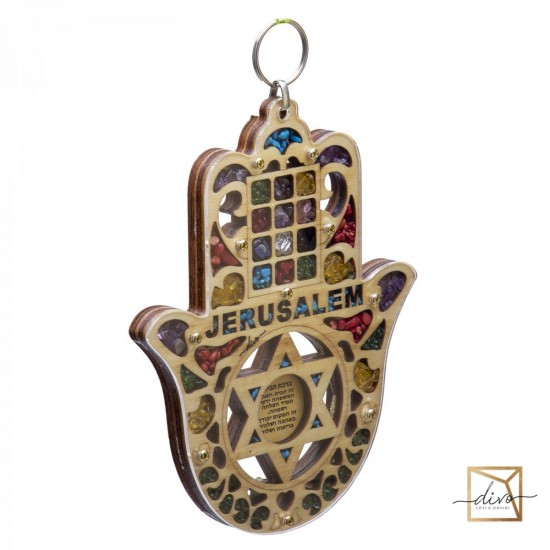 27821456,Hamsa Blessing Of The House With Magen David