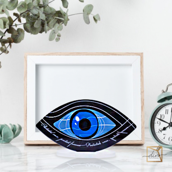 27821463,Amulet in the form of an eye from the evil eye