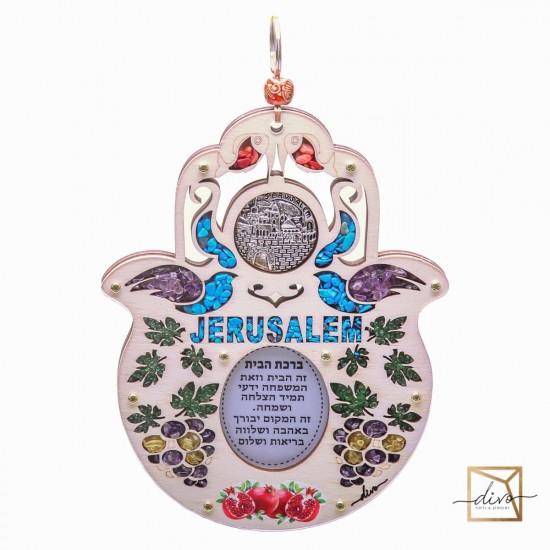 27365449,Jerusalem Hamsa house Blessing