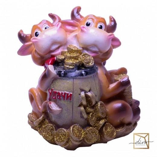 27731827,Piggy banks Gobies, 7-7-8 cm, Ceramic