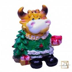 Piggy banks Gobies With Herringbone, 10-8-11 cm, Ceramic