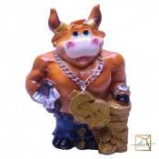 Piggy Bank Bull
