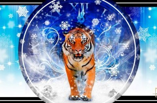 year of the tiger 2022 new year
