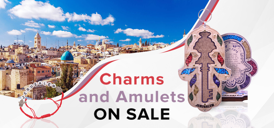 Amulets and Charms from Israel