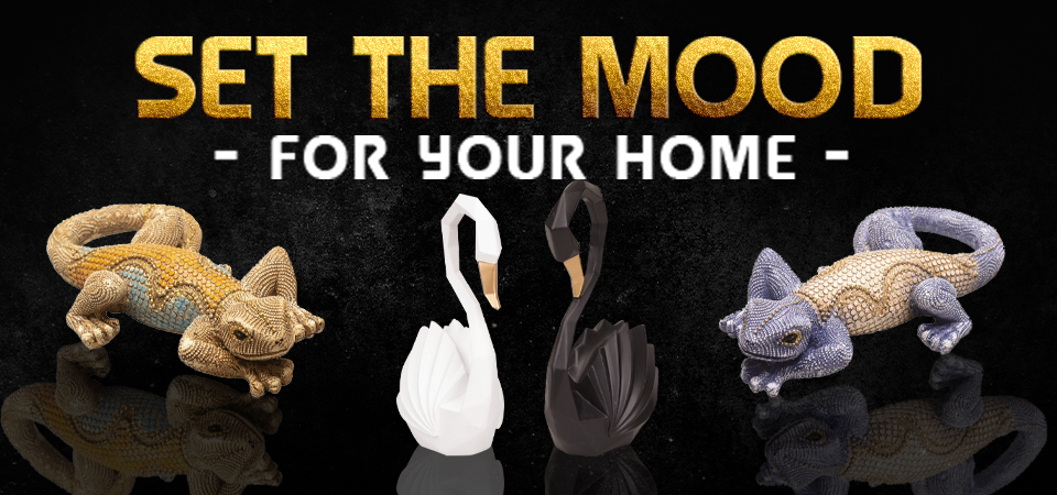 Set the mood for your home