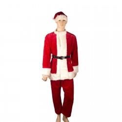 Christmas costume of Santa Claus