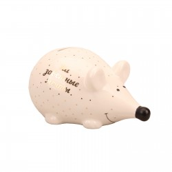Money Bank white mouse