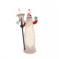 Souvenir glass Santa Claus