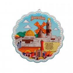 Designer stand under the hot - Jerusalem