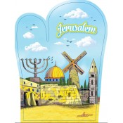 Set of tacks Souvenir Israel