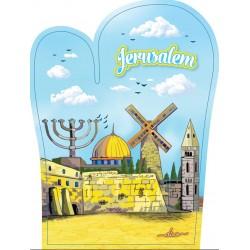 Set of tacks Souvenir Israel