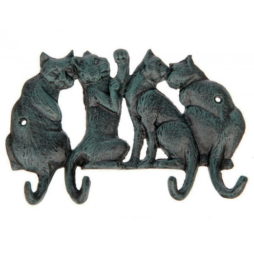 "Hooks decorative ""Kittens"""