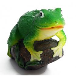 Frogs figurine