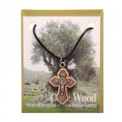 Cross tree. Iron from Jerusalem