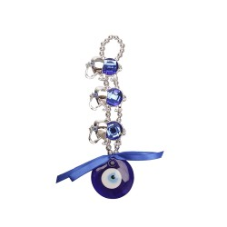 Suspension amulet against the evil eye for the house