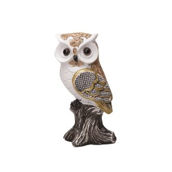 Souvenir one owl on oak