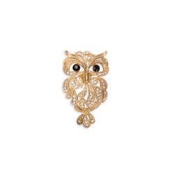 Magnet owl, mix color