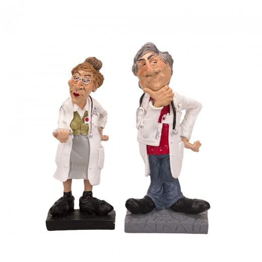 Souvenir doctor, mix man and woman(2pc)