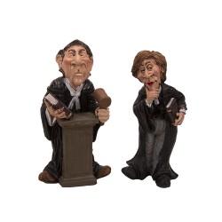 Souvenir - statuette lawyer