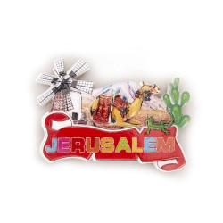 Magnet - JERUSALEM