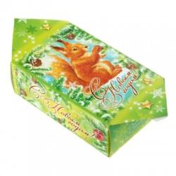 "Team candy-box ""Squirrel"", 9.5 x 15 cm"