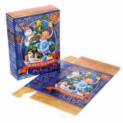"Folding Box ""Christmas Tale"", 20 x 15 x 5 cm"