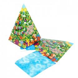 "Folding Box ""Herringbone"", 15h25 cm"