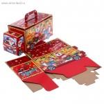 "Folding Box ""machine"" with 3D surprise"