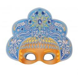 "Mask carnival ""Snow Maiden"", 28.5 x 24.5 cm"
