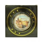 Сувенирная Керамическая Тарелка С Рисунком Иерусалима