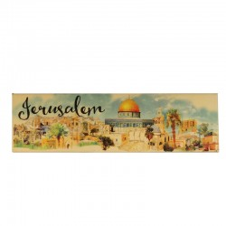 Rectangular magnet, Jerusalem