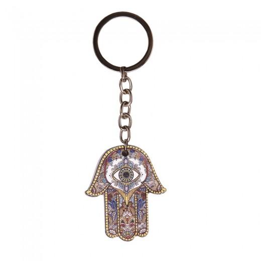 Key chain hamssa