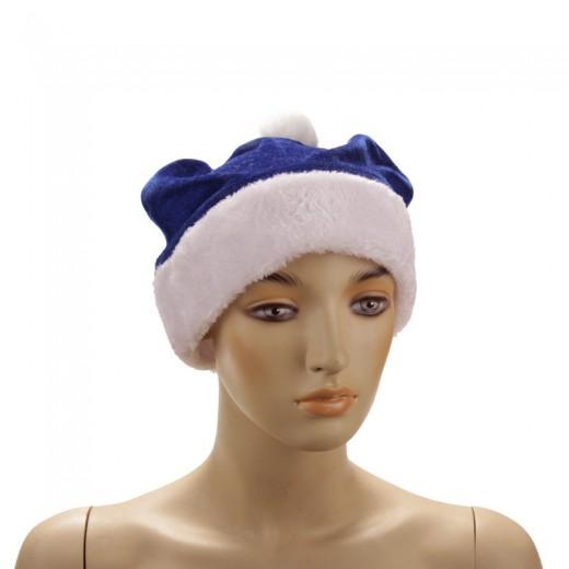 Christmas Hat blue