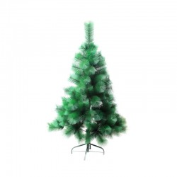 Christmas tree, without snow 240 cm with iron base