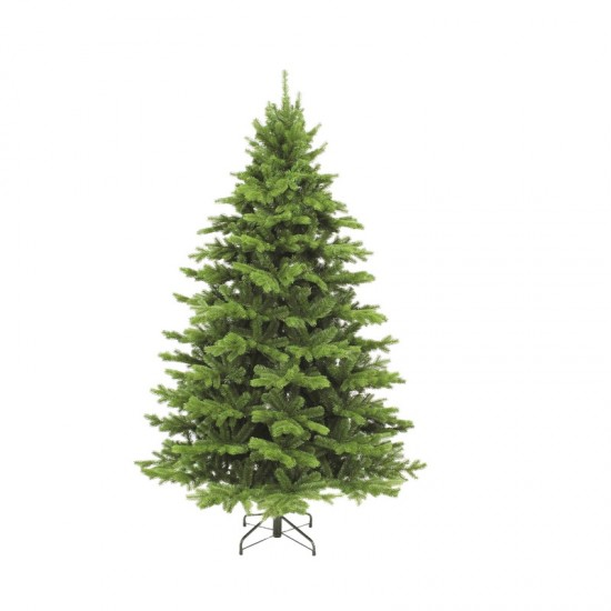 25557994,Spruce artificial 120 cm, d Lower Tier 80 cm, d needles 8 cm, 365 branches, metal stand