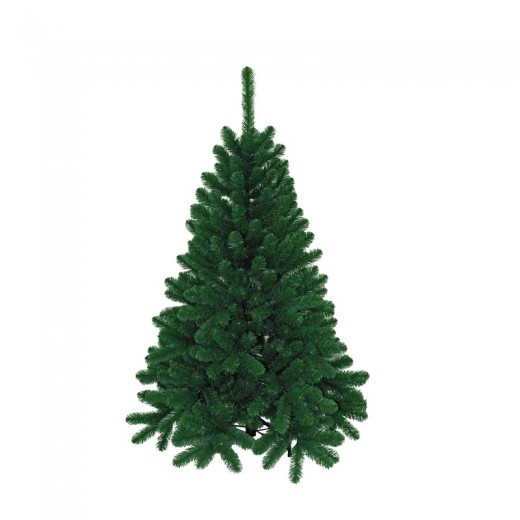 Christmas tree 150 cm 400 branches with plastic base